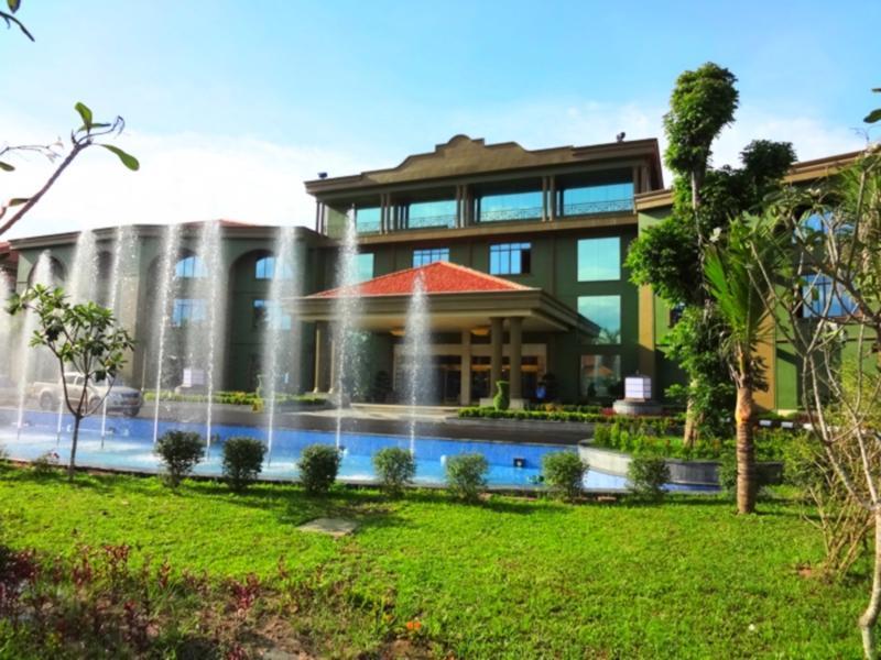 Dork Jumpa Hotel فينتيان