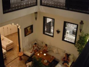 Ryad Chantaco Hotel Marrakech - Patio
