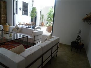 Ryad Chantaco Hotel Marrakech - Salon