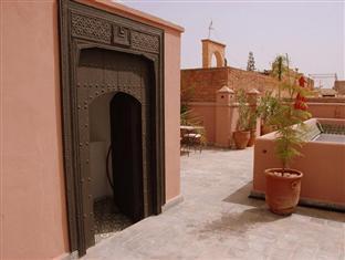 Ryad Chantaco Hotel Marrakech - Terrasse
