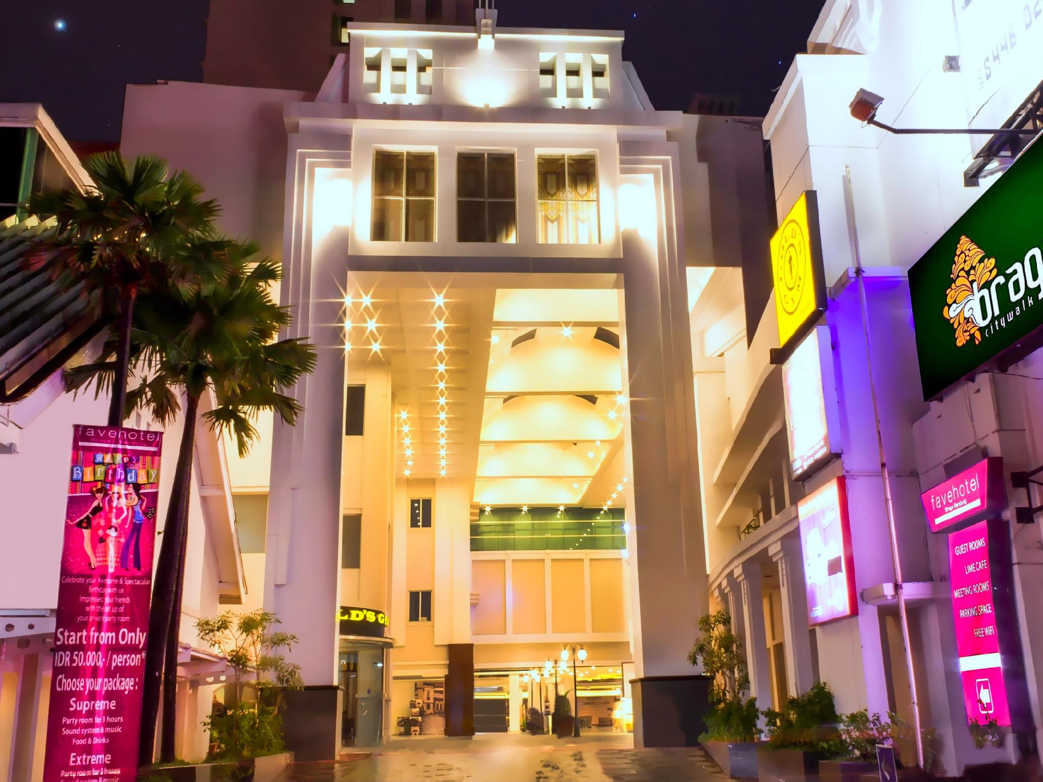 favehotel Braga - Hotels and Accommodation in Indonesia, Asia
