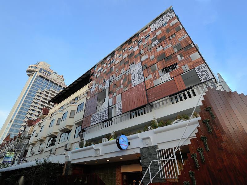 Hotell The Chilli Salza Patong Hotel i Patong, Phuket. Klicka för att läsa mer och skicka bokningsförfrågan