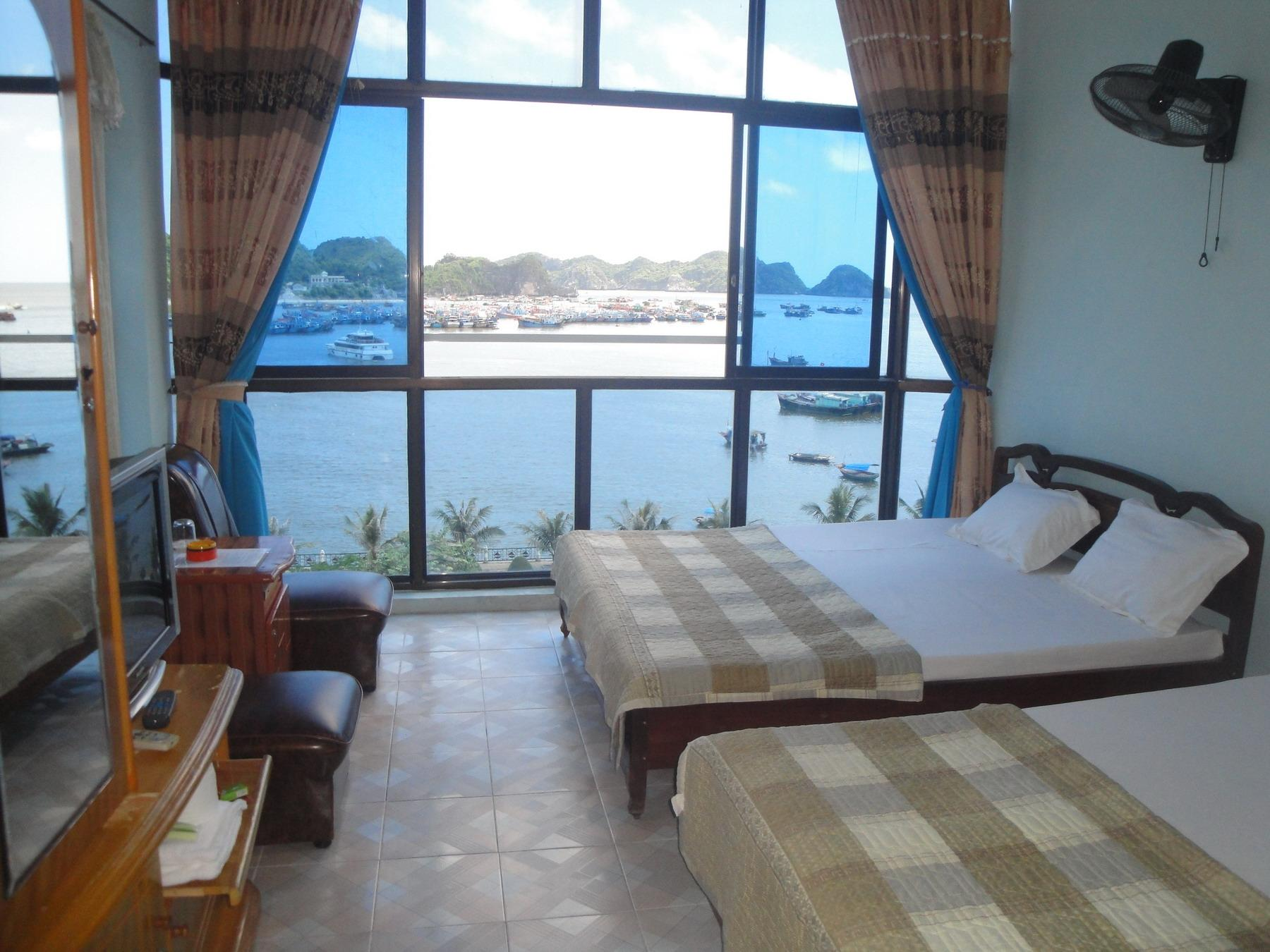Phuong Mai Family Hotel - Hotell och Boende i Vietnam , Cat Ba Island