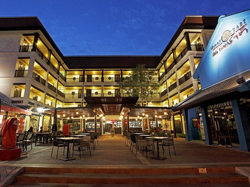 Baan Chart Hotel Bangkok