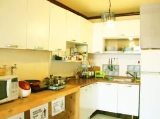 Itaewon Backpackers Seoul - Kitchen