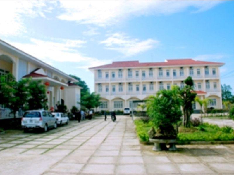 Huong Sua Hotel - Hotell och Boende i Vietnam , Tam Ky (Quang Nam)