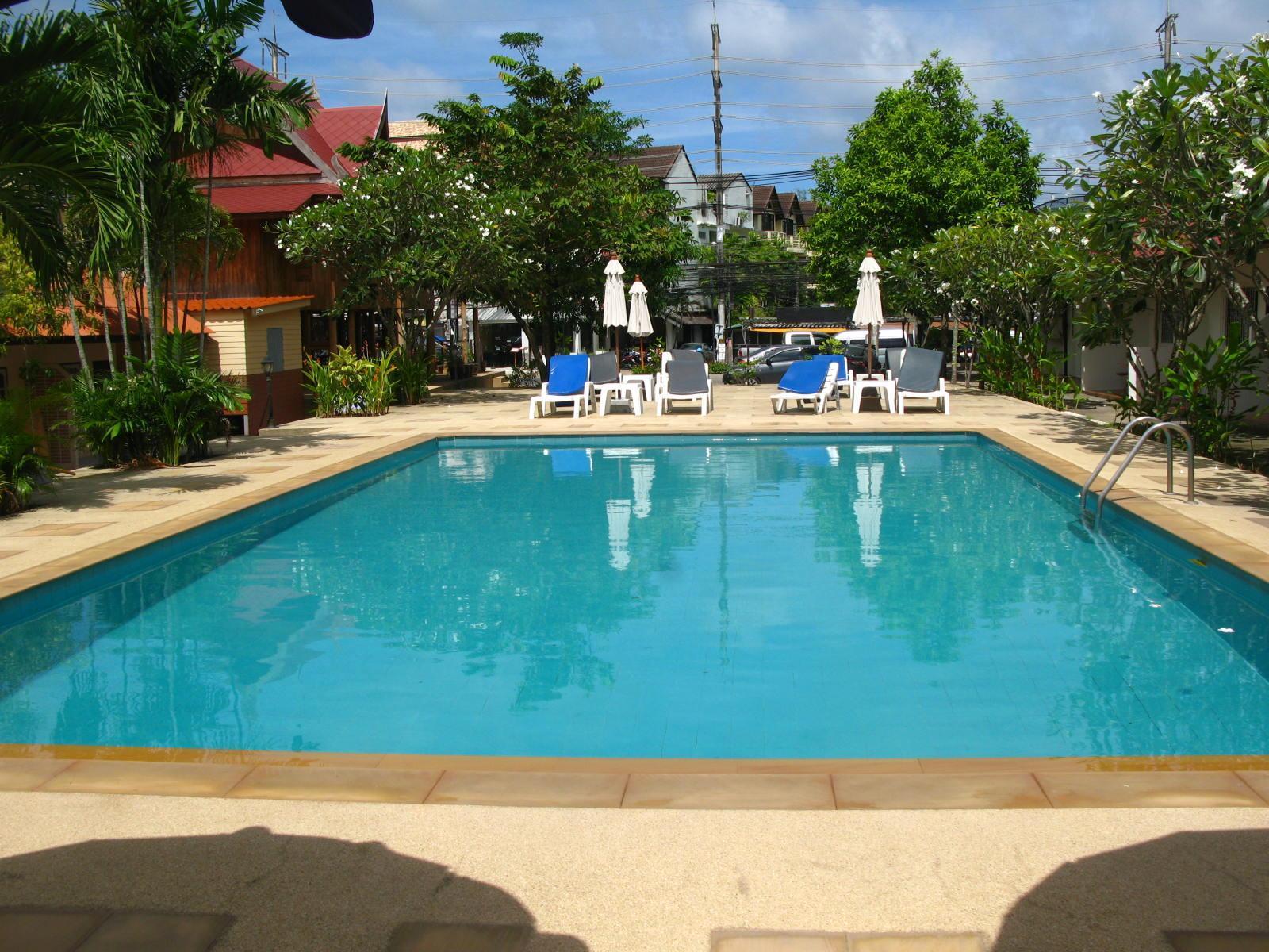 Hotell P.S 2 Resort i Patong, Phuket. Klicka för att läsa mer och skicka bokningsförfrågan