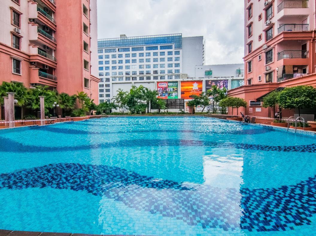 Marina Travellers Suite @ Marina Court Resort Condo - Kota Kinabalu