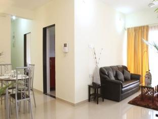 허밍 버드 - 사가르 헤이트 아파트 뭄바이 - 호텔 인테리어