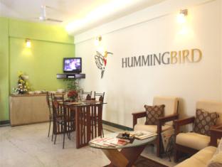허밍 버드 - 사가르 헤이트 아파트 뭄바이 - 리셉션