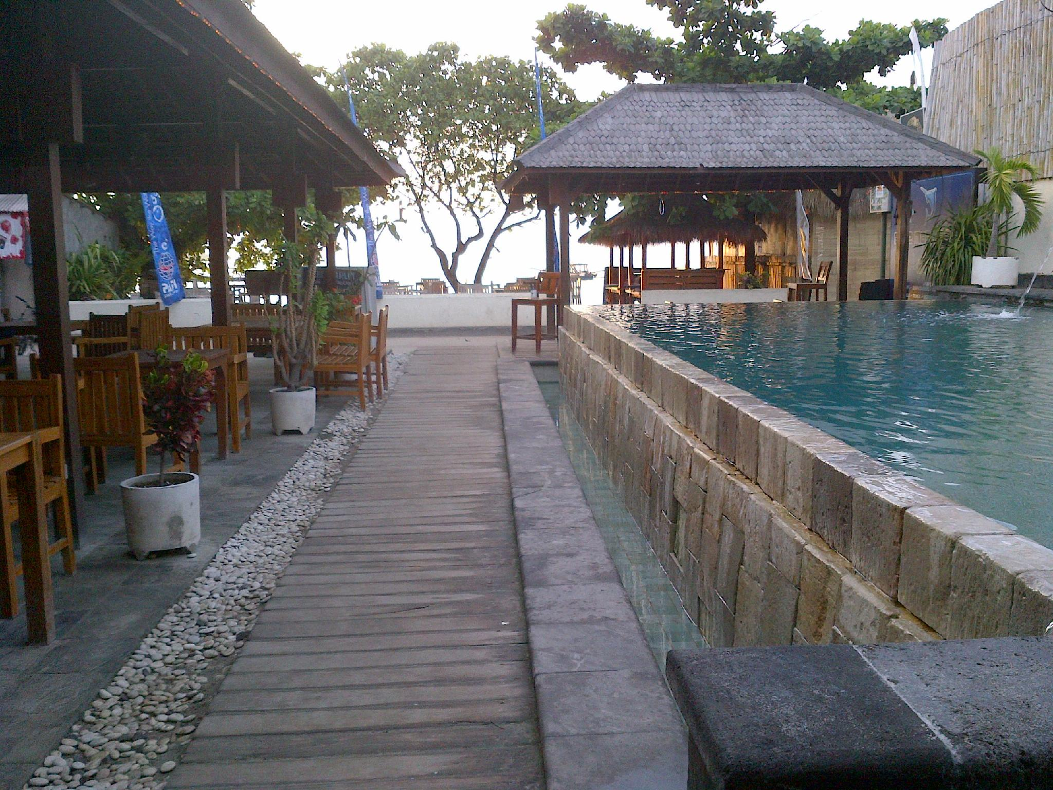 Blue Marlin Bungalow - Hotels and Accommodation in Indonesia, Asia