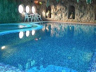 Vila Gloria Hotel Chisinau - Indoor swimming pool and jacuzzi