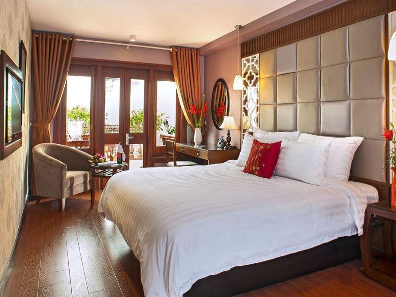 Maison D Hanoi Boutique Hotel - Hotell och Boende i Vietnam , Hanoi