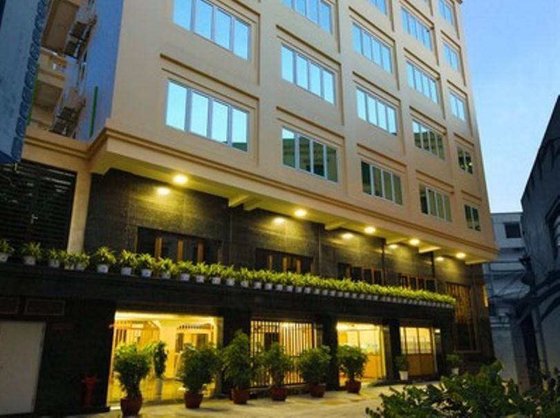 Trang Thanh Luxury Apartment - Hotell och Boende i Vietnam , Haiphong