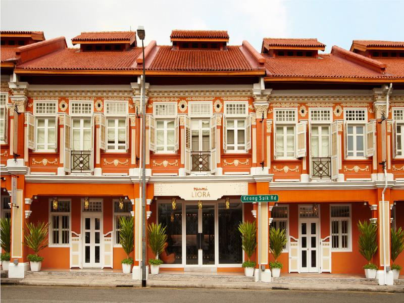 Naumi Liora Hotel Singapore | Boutique Hotel in Chinatown Singapore