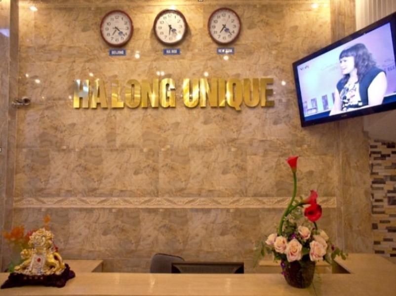 Halong Unique Hotel - Hotell och Boende i Vietnam , Halong