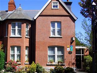 Glenogra Townhouse Dublino - Esterno dell'Hotel