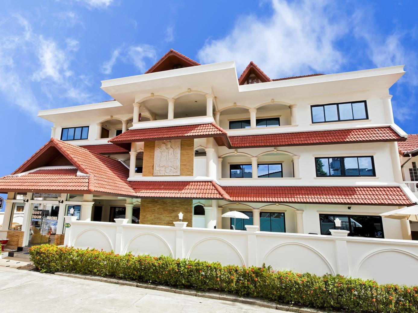 Hotell Royal Prince Residence i Patong, Phuket. Klicka för att läsa mer och skicka bokningsförfrågan