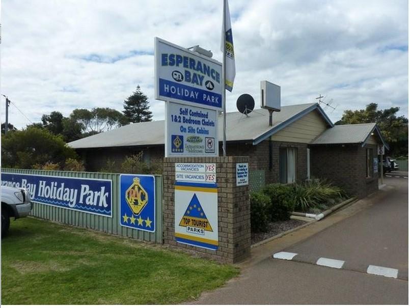 Esperance Bay Holiday Park Hotel - Hotell och Boende i Australien , Esperance