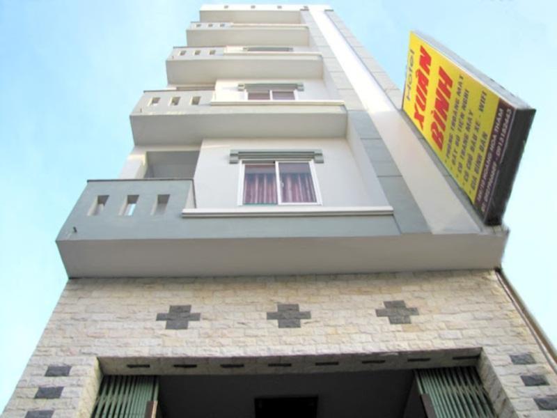 Xuan Binh Hotel - Hotell och Boende i Vietnam , Vung Tau