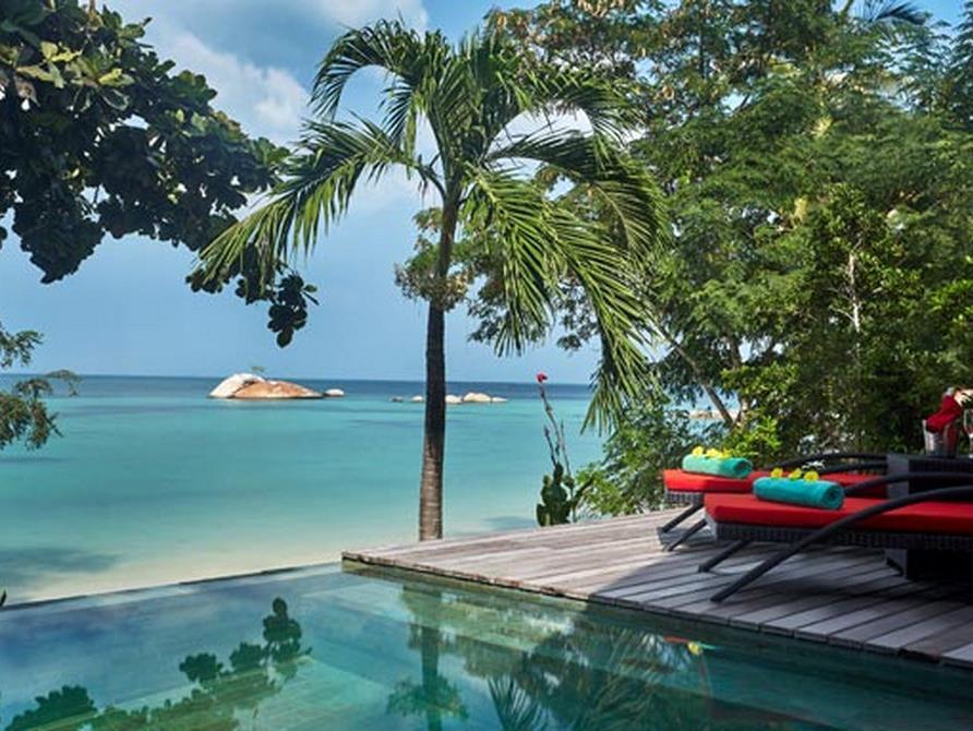 Kupu Kupu Phangan Beach Villas & Spa by L'Occitane - Hotels and Accommodation in Thailand, Asia