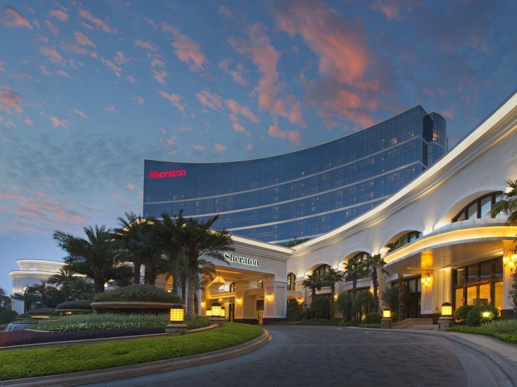 Sheraton Fuzhou Hotel - Hotels and Accommodation in China, Asia