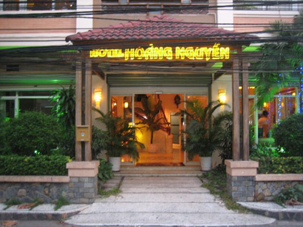 Hoang Nguyen Hotel - Hotell och Boende i Vietnam , Ho Chi Minh City