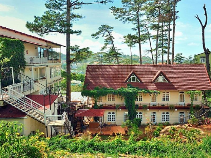 Suong Mai Hotel - Hotell och Boende i Vietnam , Dalat