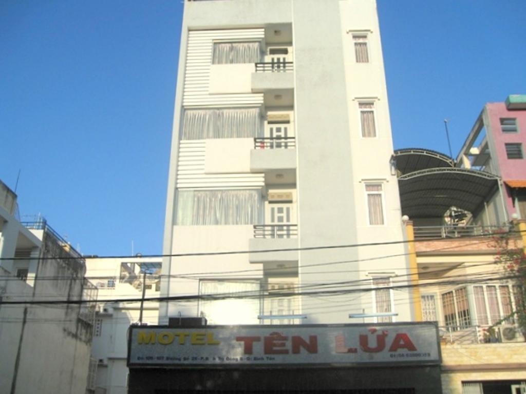 Ten Lua Hotel - Hotell och Boende i Vietnam , Ho Chi Minh City