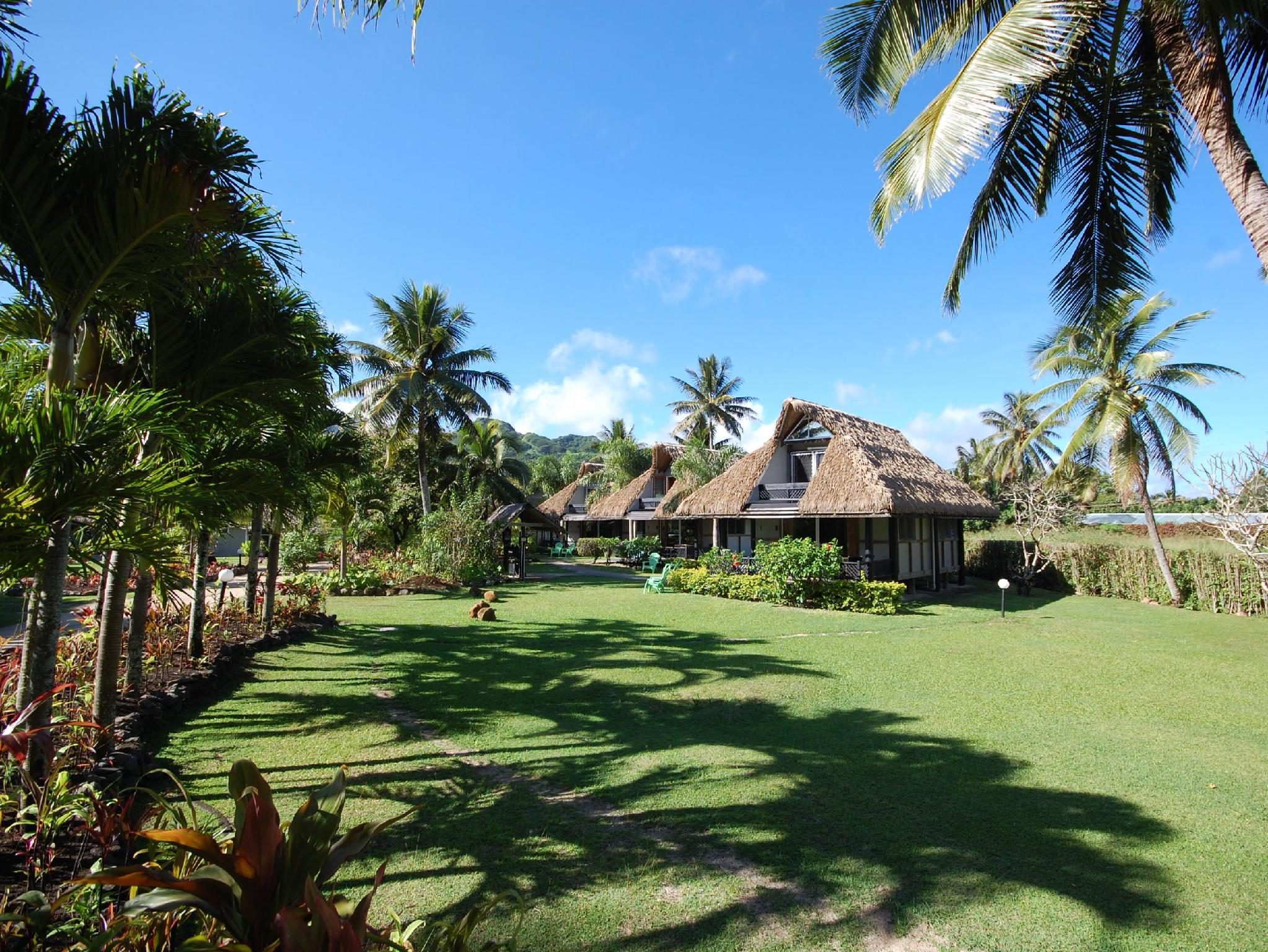 Lagoon Breeze Villas - Hotels and Accommodation in Cook Islands, Pacific Ocean And Australia
