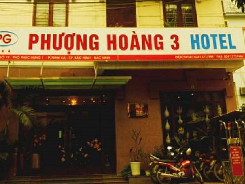 Phoenix 3 International Hotel - Hotell och Boende i Vietnam , Bac Ninh