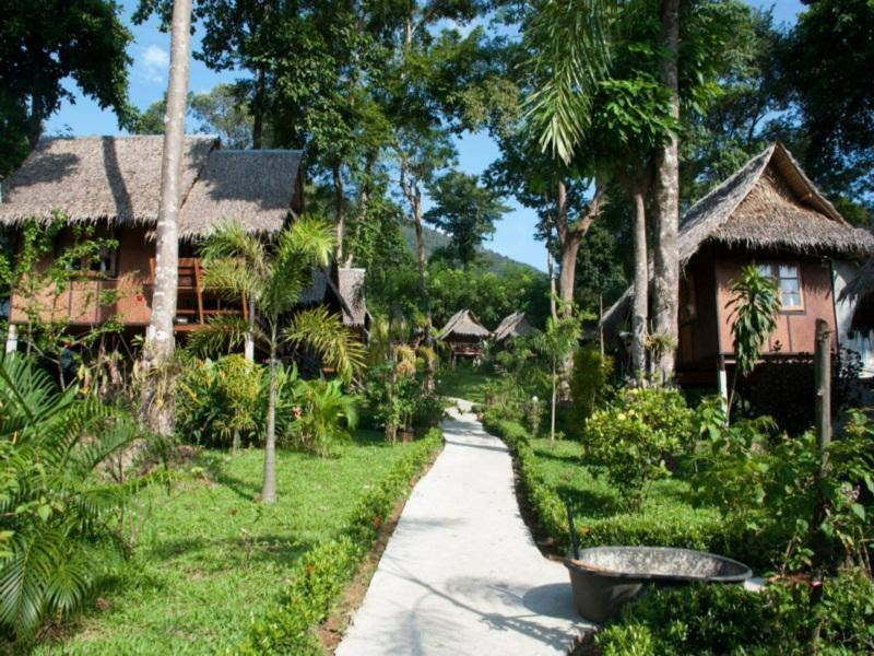 Tarzan Island Bungalow - Hotels and Accommodation in Thailand, Asia