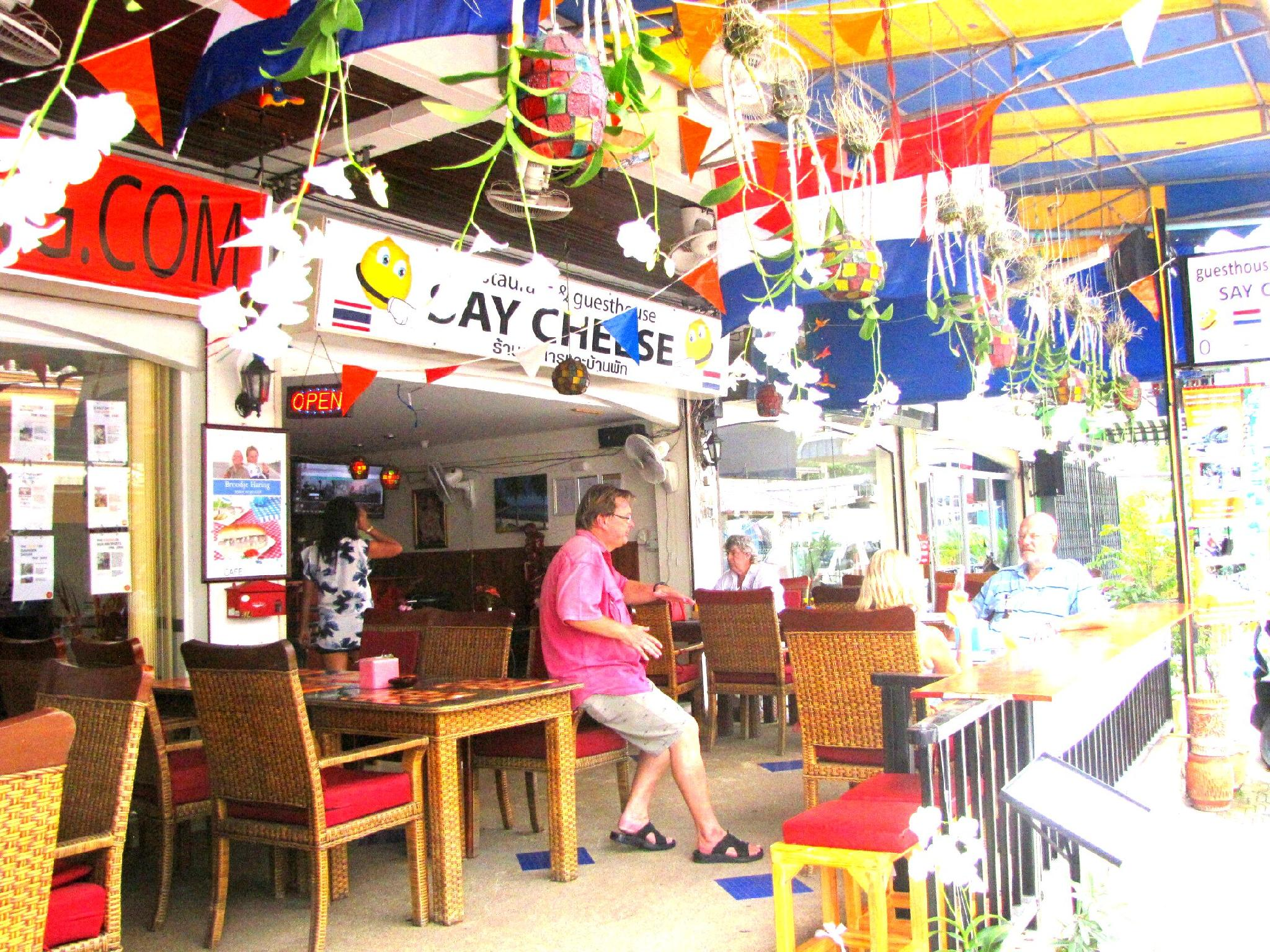 Say Cheese Guesthouse - Hotels and Accommodation in Thailand, Asia