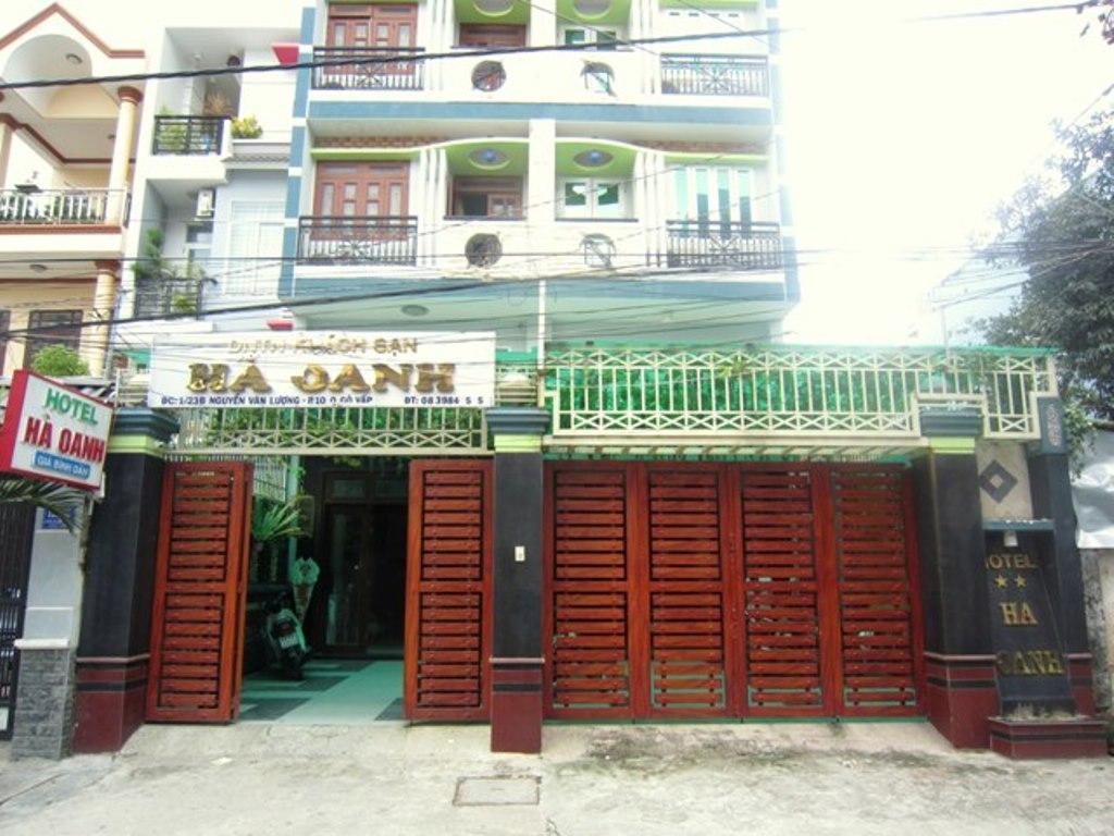 Ha Oanh Hotel 1 - Hotell och Boende i Vietnam , Ho Chi Minh City