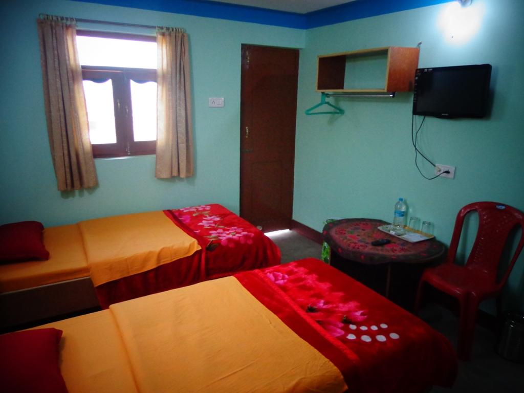 Kundan Bazar Guest House - Hotel and accommodation in India in Bodh Gaya
