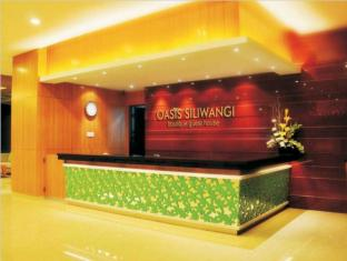 Oasis Siliwangi Boutique Hotel Bandung - Reception
