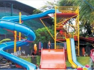 Oasis Siliwangi Boutique Hotel Bandung - Playground