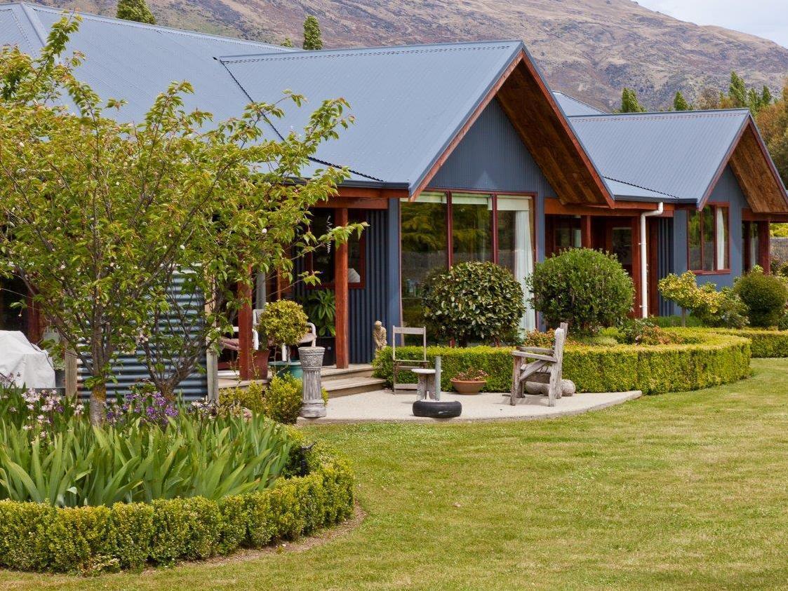 Wanaka Berry Farm and B&B - Hotell och Boende i Nya Zeeland i Stilla havet och Australien