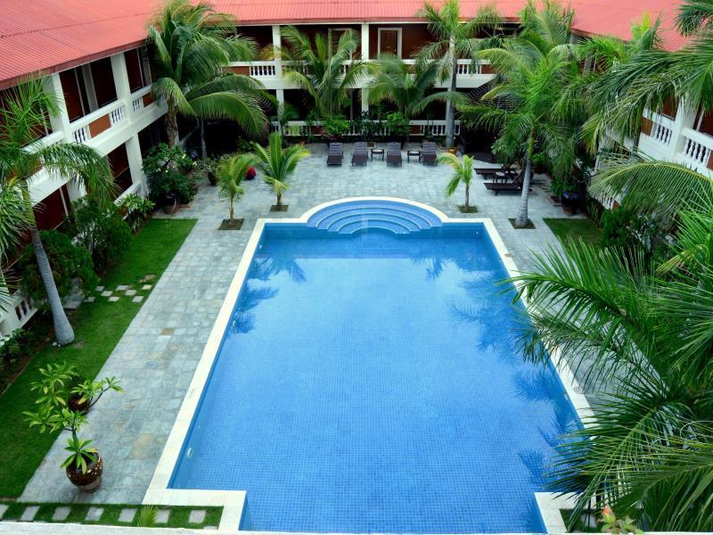 Arthawka Hotel Bagan - Swimming Pool