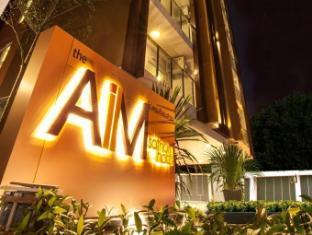 The Aim Sathorn Hotel Bangkok - Exterior