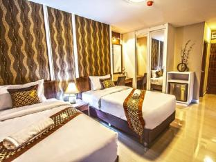 The Aim Sathorn Hotel Bangkok - Deluxe Room