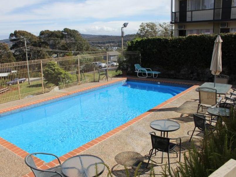 Festival Motor Inn - Hotell och Boende i Australien , Narooma