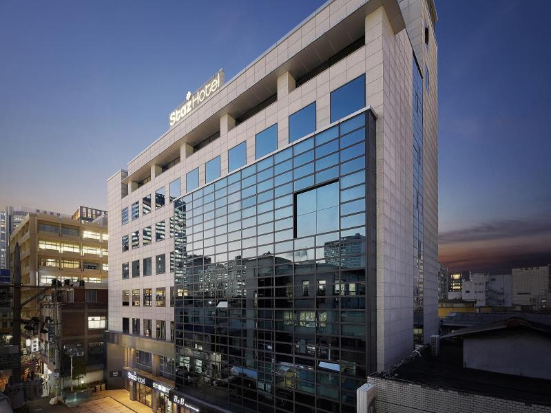 Sutton Hotel Myeong Dong - Hotels and Accommodation in South Korea, Asia