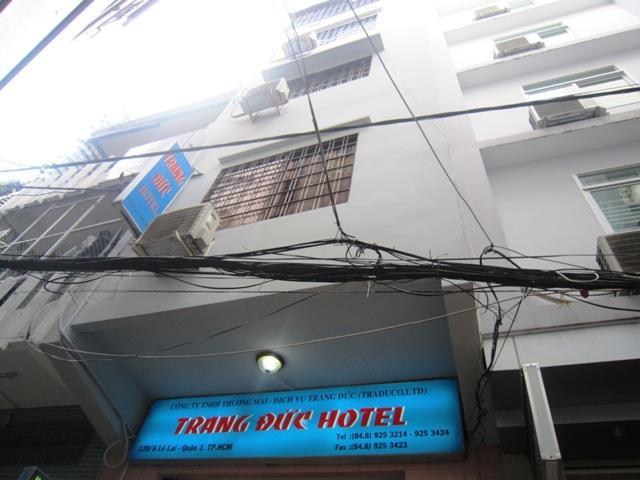 Trang Duc Hotel - Hotell och Boende i Vietnam , Ho Chi Minh City