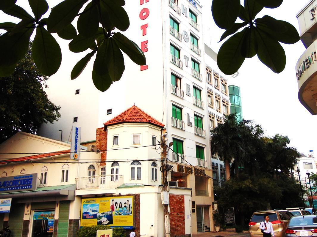 Ha Noi Green Hotel - Hotell och Boende i Vietnam , Ho Chi Minh City