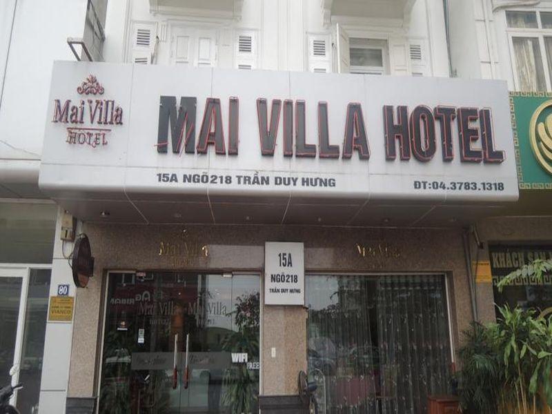 Mai Villa Hotel 2 - Tran Duy Hung - Hotell och Boende i Vietnam , Hanoi