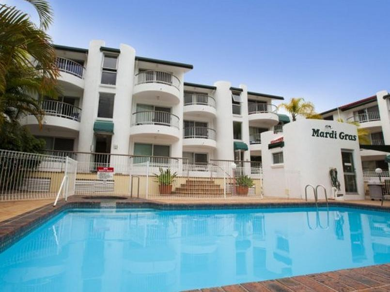 Mardi Gras Resort - Hotell och Boende i Australien , Guldkusten