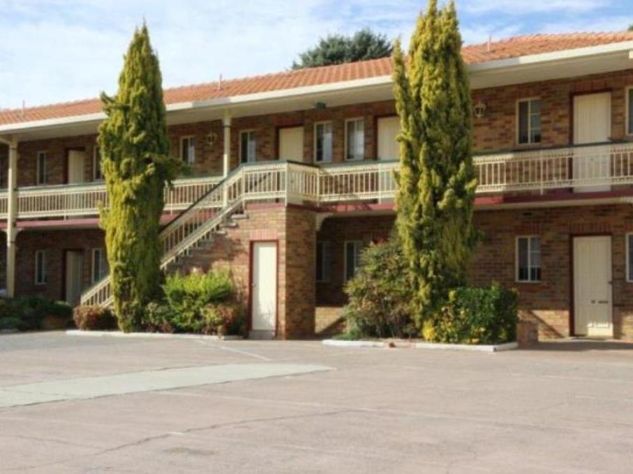 Grand Manor Motor Inn - Hotell och Boende i Australien , Canberra