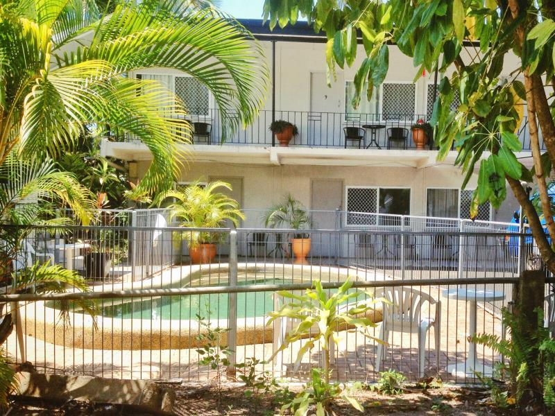 Cairns City Motel - Hotell och Boende i Australien , Cairns