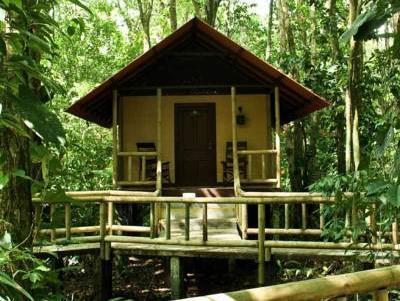 Evergreen Lodge - Hotell och Boende i Costa Rica i Centralamerika och Karibien